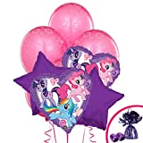 BirthdayExpress My Little Pony Friendship Magic Balloon Bouquet