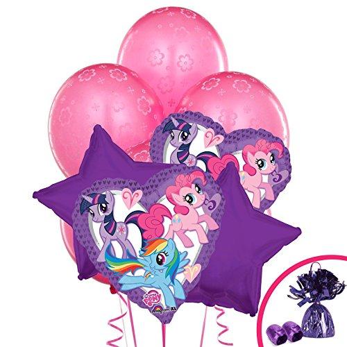 BirthdayExpress My Little Pony Friendship Magic Balloon Bouquet -