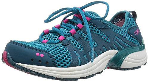 RYKA Women's Hydro Sport 2 Cross-Training Water Shoe Enamel Blue/Blue Coral/Ryka Pink free shipping Cheapest MefOSO