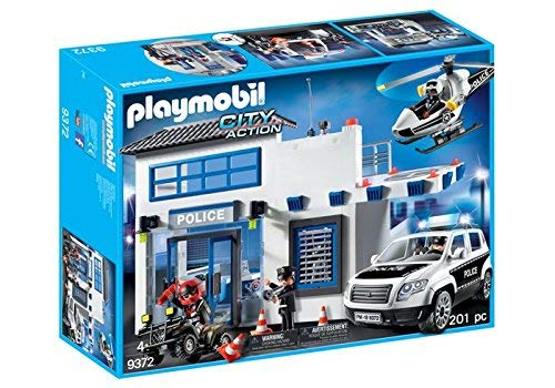 PLAYMOBIL® Police Station Building -