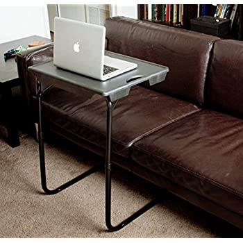 My Comfy Portable And Foldable Bedside Table   TV Tray Table