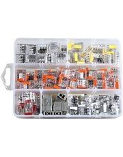 ViD Steckklemmen-Sortiment 200 teilig der 2073 Serie 0,5 - 2,5 mm² VDE und ENEC10