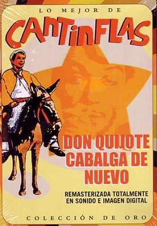 don quijote cabalga de nuevo cantinflas