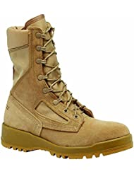 Belleville Mens 8 EH USA Made Steel Toe Boot