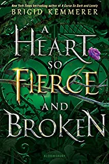 Book Cover: A Heart So Fierce and Broken