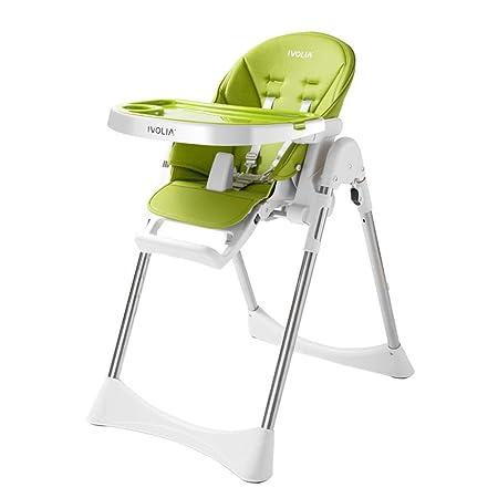 Silla de comedor para bebés Silla de cena portátil para niños con ...