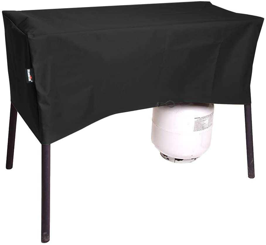 Stanbroil Patio Cover Replacement for Camp Chef 2 Burners Stove, Fits OSD-60LW, EX-60, CC-60, DL-60, DC-60LW, DH-280, DH-170, SOC-60