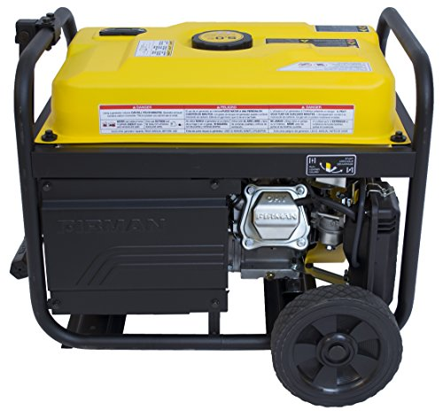 Firman P03603 outcome Series Generators