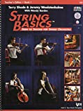 String Basics: Steps to Success for String Orchestra, Teacher's Edition, Book 1