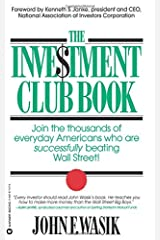 The Investment Club Book Paperback