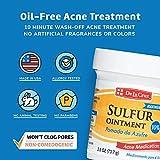 De La Cruz 10% Sulfur Ointment Acne Treatment