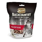 Merrick BACKCOUNTRY Freeze-Dried Raw Treats Real B...