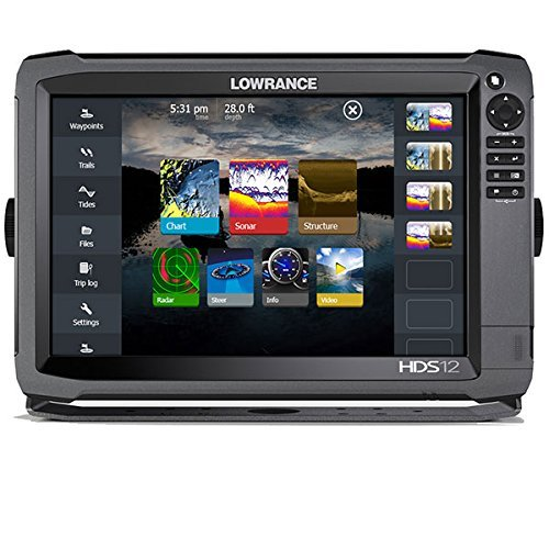 Lowrance HDS-12 Gen3 Bundle w/Lowrance Totalscan Transducer (000-12568-001) For Sale
