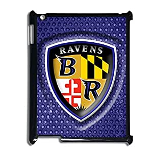 Generic For Kid For Ipad 2 Gen 3 Gen 4 Gen Cases Print Nfl Baltimore Ravens Cute Pc