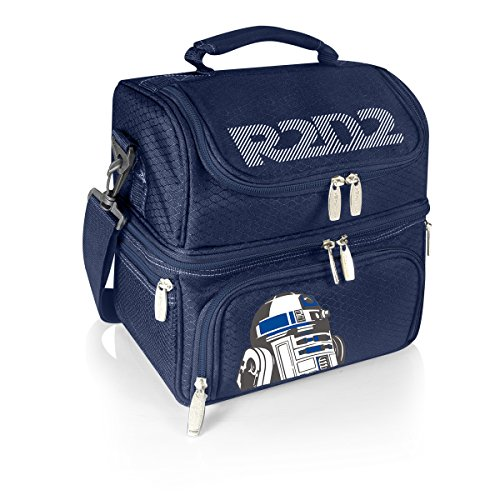 (Lucas/Star Wars Pranzo Insulated Lunch Cooler with Service for One)