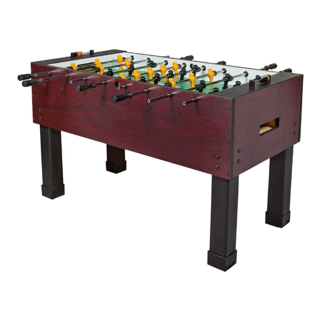 Tornado Sport Foosball Table - Commercial Tournament Quality Table Soccer Game for The Home (Sport) by Tornado