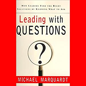 Leading with Questions Hörbuch