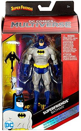 DC Comics Multiverse DC Superfriends Batman Exclusive Action