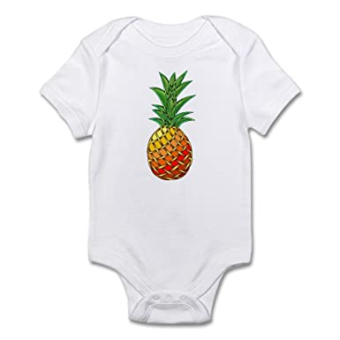 ea2fcce4225 Amazon.com  CafePress Pineapple Body Suit Baby Bodysuit  Clothing