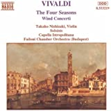 Vivaldi: The Four Seasons / Wind Concerti
