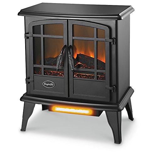 Comfort Glow The Keystone Quartz Electric Stove, (The Glow Store Inc)