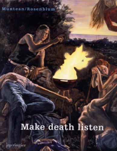 Collection Designs Adi (Markus Muntean & Adi Rosenblum: Make Death Listen)