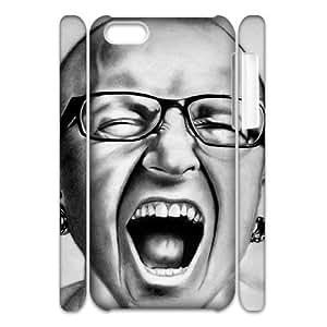 C-EUR Diy 3D Case Linkin Park for iPhone 5C