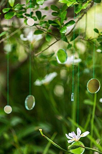 Handmade Garden Mirror - Dancing Garden Mirrors