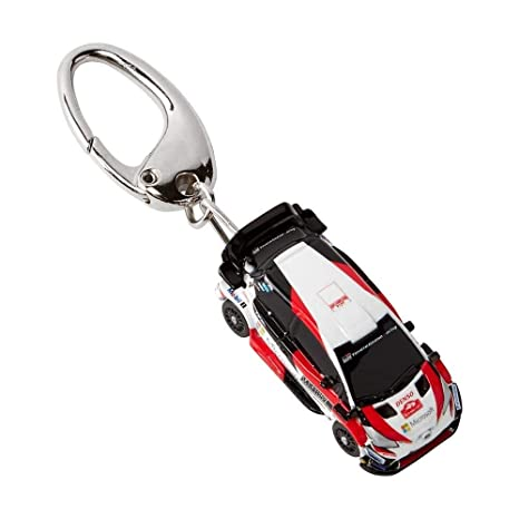Toyota Llavero Gazoo Racing WRC Yaris Réplica 1:87: Amazon ...