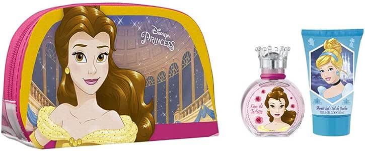 Princesas Neceser Perfume y Gel - 1 pack: Amazon.es: Belleza