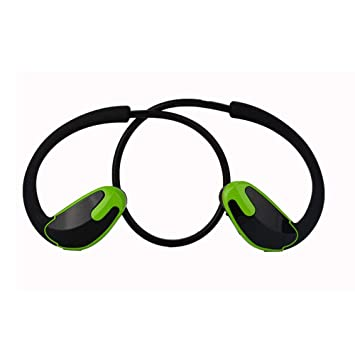 GLDMT Rear Hanging Earplug Noise Reduction Business Headset V4.1 Wireless Sports Stereo CSR Bluetooth