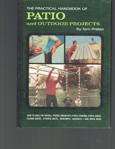 Practical Handbook of Patio and Outdoor Projects (Ideas Fire Patio Pit Outdoor)