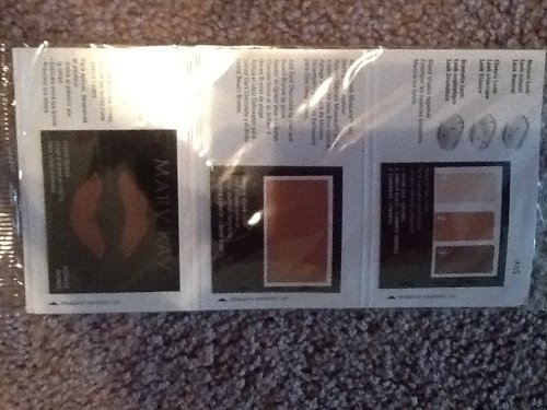 - Mary Kay Color Card - Chocolates