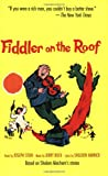 img - for Fiddler on the Roof: Based on Sholom Aleichem's Stories book / textbook / text book