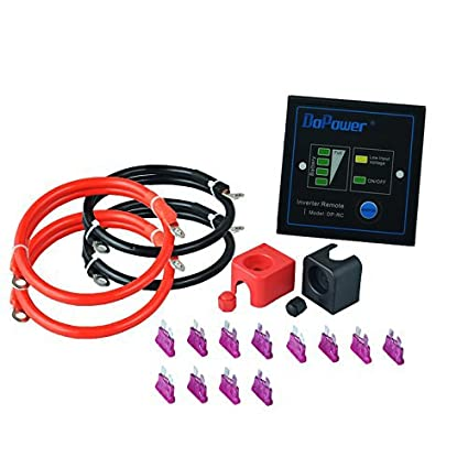 inversor de corriente 3500 7000w convertidor onda pura 24v 220v transformador onda sinusoidal pura: Amazon.es: Electrónica