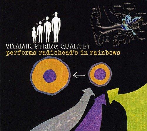 Vitamin String Quartet Performs Radiohead