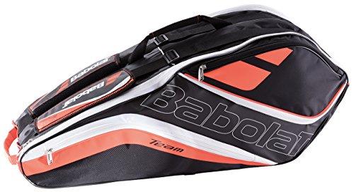 Babolat Team Line Fluo Red 6 Pack Bag