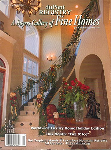 duPont Registry A Buyers Gallery of Fine Homes Magazine (December, - Lauderdale Ft Olas Fl Las