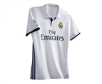 New Real Madrid football shirt, talla/size L: Amazon.es: Deportes y aire libre
