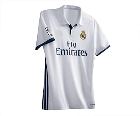 New Real Madrid football shirt, talla/size L: Amazon.es: Deportes ...