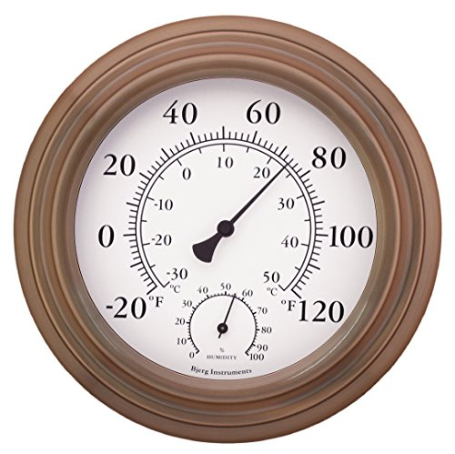 Outdoor Thermometer Decorative - 4