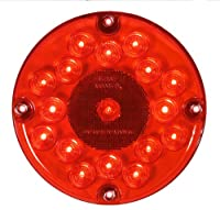 Maxxima M90061R 17 LED Red 7