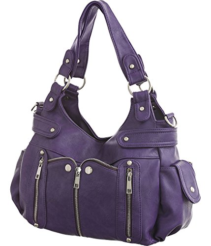 laurelsunset-kia-purple-crossbody-convt-utilitarian-hobo-handbag