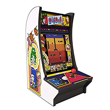Image of Games Arcade 1Up Dig Dug Countercade Arcade System