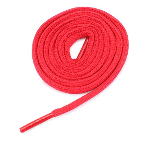(Oval Athletic Shoelaces 1/4