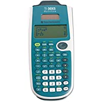 Texas Instruments - 16-Digit LCD - TI-30XS MultiView Scientific Calculator