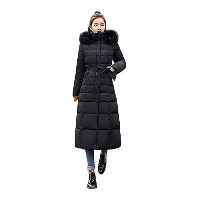 molti stili prodotto caldo nuova versione Rcool Cappotto Donna Pelliccia, Giacca Inverno Lungo ...