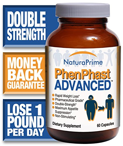 PhenPhast ADVANCED Double Strength Weight GUARANTEED