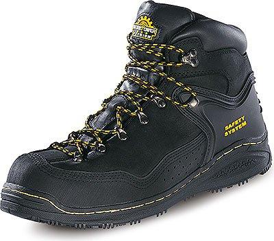 protecção Trabalho De Botas Dachdecker 43 Scheibler Tamanho Sapatos S3 Laredo BFw6qH