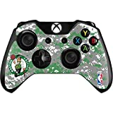 NBA Boston Celtics Xbox One Controller Skin - Boston Celtics Digi Camo Vinyl Decal Skin For Your Xbox One Controller